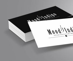 Mood Indigo Jazz Band Branding